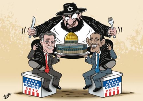 Cartoon from Saudia Arabia