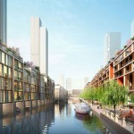 China's Changsha, Meixi city project