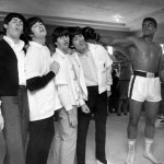 The Beatles and Mohammad Ali, 1964