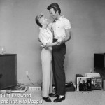 Clint Eastwood and first wife Maggie