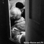 Rare Marilyn Monroe and JFK