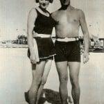 Marlene Dietrich and Charlie Chaplin