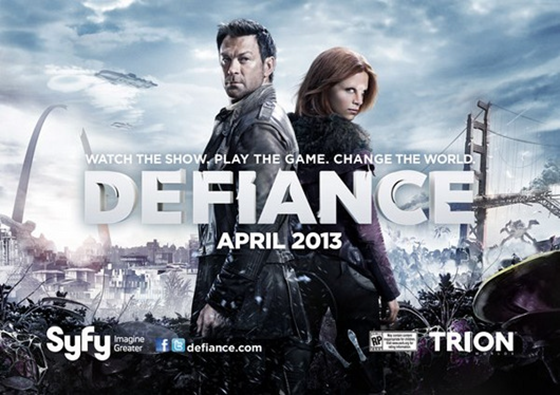 Syfy - Defiance - coming April 2013