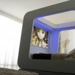 HiTech entertainment bed