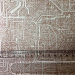 Incredibly detailed, hand-drawn maze
