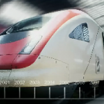 SBB-CFF-FFS RABDe 500 high-speed train