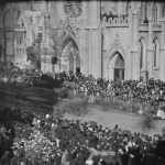 Frame 6 of 8 - Lincoln funeral procession