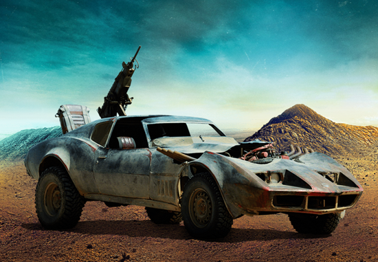 Buggy #9 from Mad Max: Fury Road