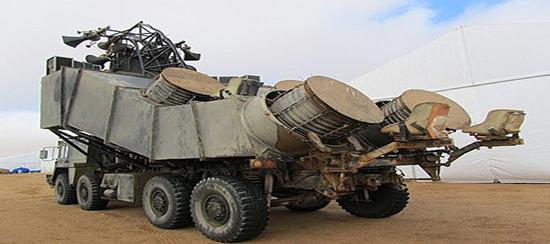 Doof Warrior's Doof Wagon