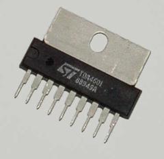 SIP or SIL - single in-line package