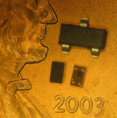 CSP - Chip-Scale Package