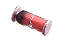 MELF - Metal Electrode Leadless Face package