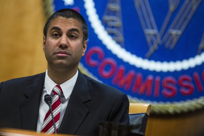 "FCC Chairman Ajit Pai - aka ""The Dolt"""