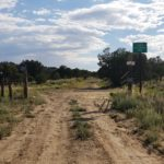 Another entrance to Jeffrey Epstein New Mexico Zorro Ranch (northwest side of property)