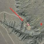 Jeffrey Epstein New Mexico home (satellite closeup)