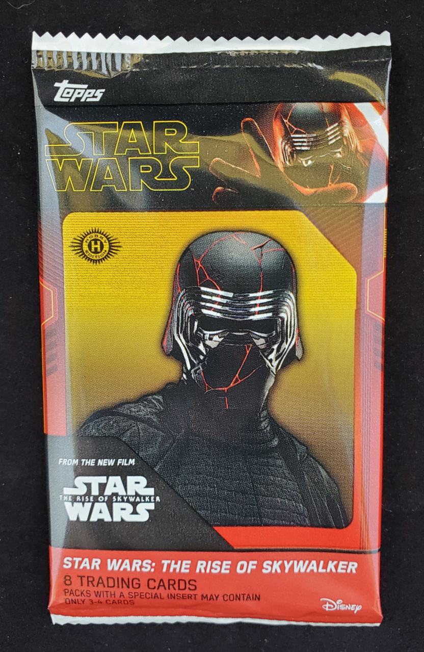 2019 Topps Authentic Star Wars Trading Cards