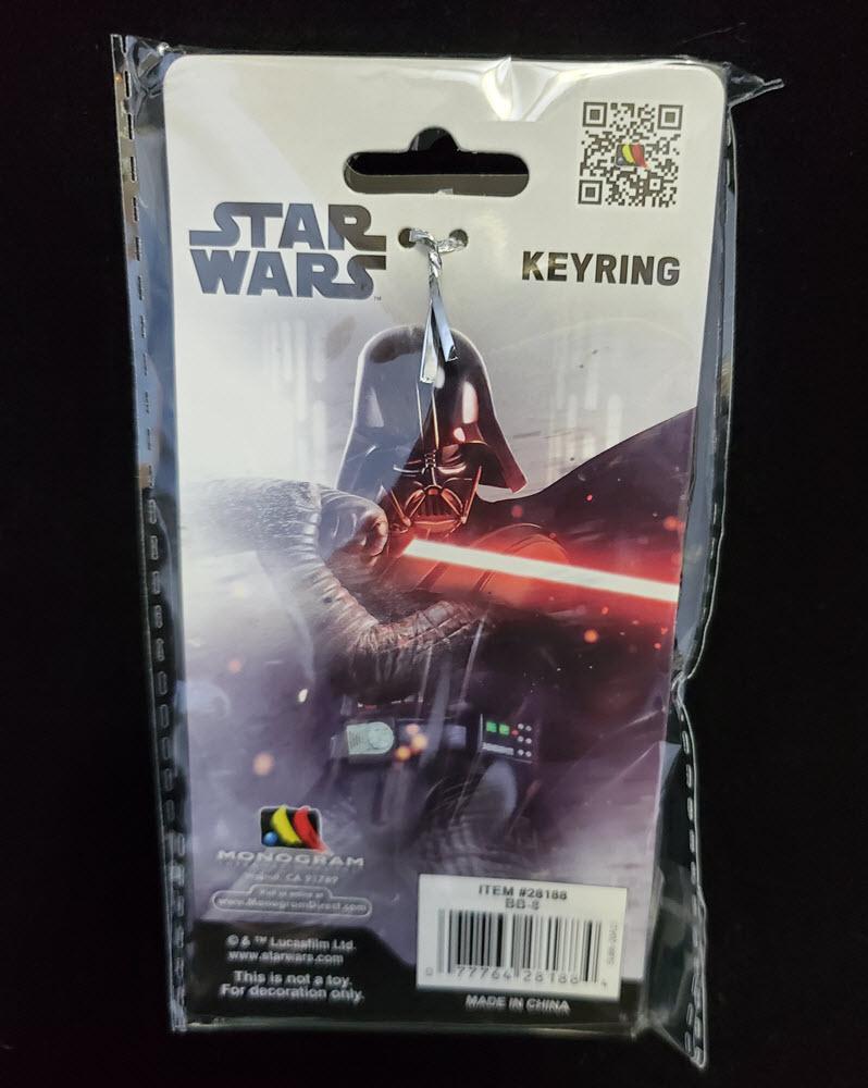 Star Wars BB-8 Funko Pop Keychains
