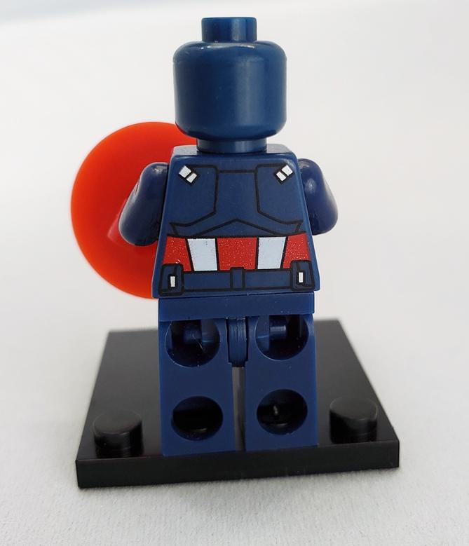 Marvel block figurines - Captain America