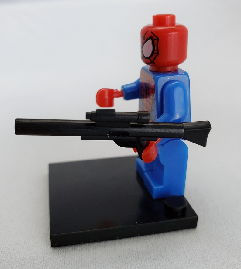 Marvel block figurines - Spider Man