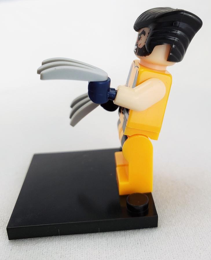 Marvel block figurines - Wolverine