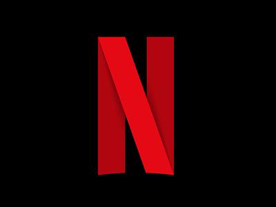 Netflix logo letter N