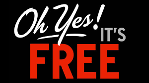 Oh, yes! It is free