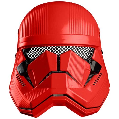 Star Wars: The Rise of Skywalker Sith Trooper Mask