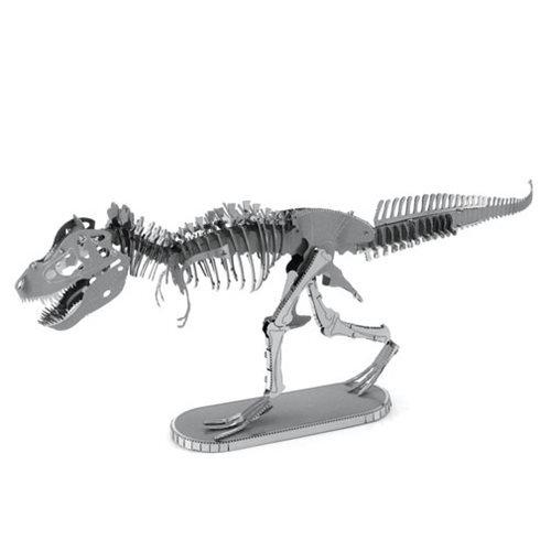 Tyrannosaurus Rex Skeleton Metal Earth Dinosaur Model Kit