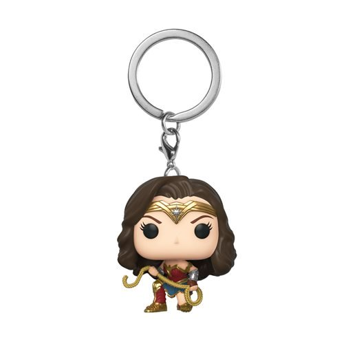 Wonder Woman 1984 Lasso Pocket Pop! - Wonder Woman Pop Keychain