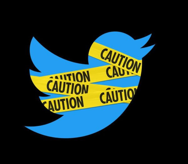 Caution Twitter Hack and Crash