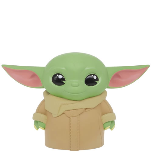 "Baby Yoda Bank - Star Wars Vinyl Resin Mandalorian ""The Child"" Figure"