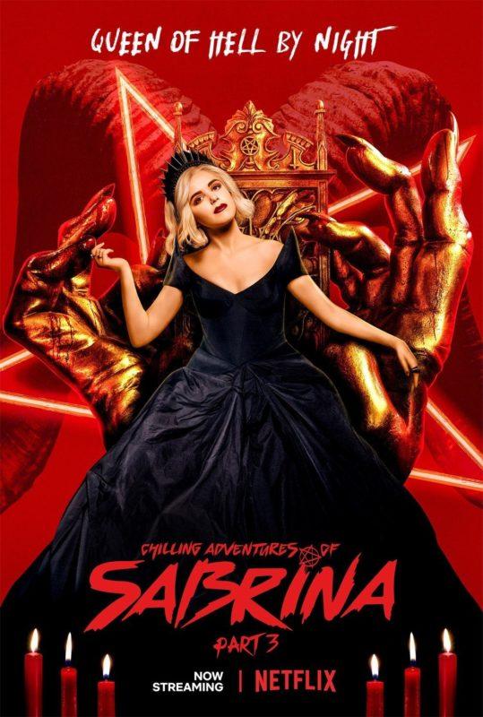 Chilling Adventures of Sabrina Part 3 Netflix poster