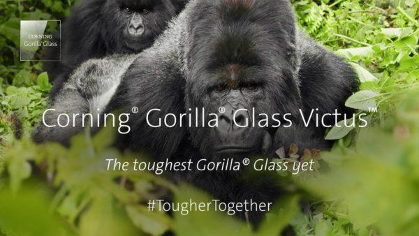 Corning Gorilla Glass Victus - the toughest Gorilla Glass yet