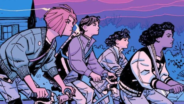 Paper Girls from Image Comics