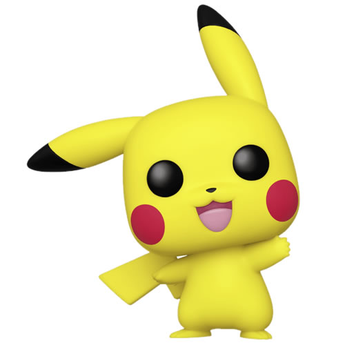 Funko Pop! Pokemon - Adorable Grumpy Pikachu (#598)