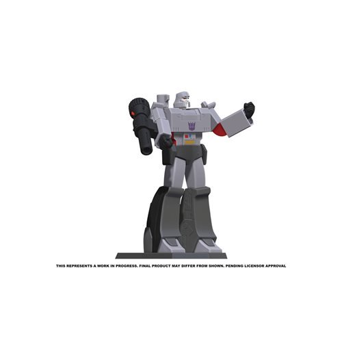 transformers megatron 9 inch statue