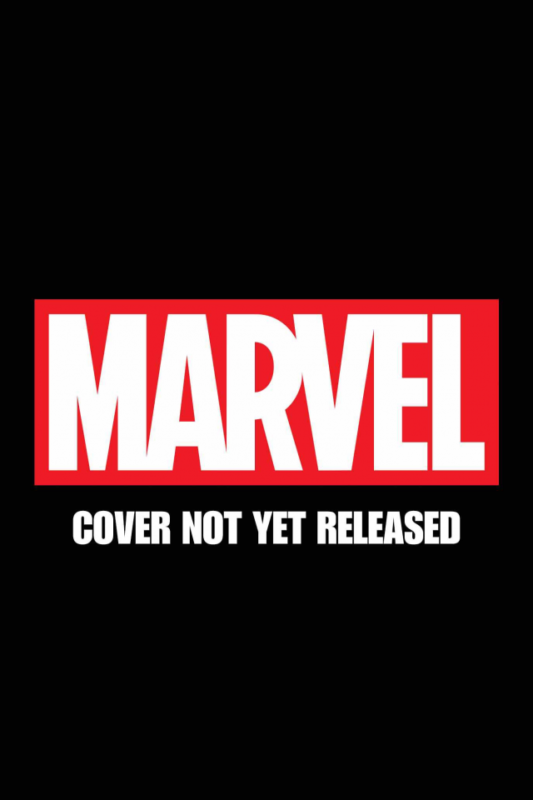 Marvel Cover Not Yet Released