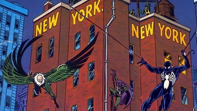 Venom New York