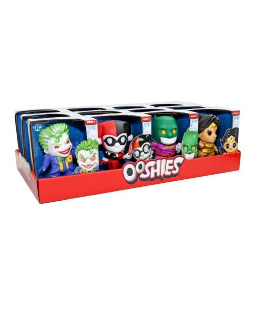 Exclusive Collectible Ooshies DC Figures - 4-inch Series 4