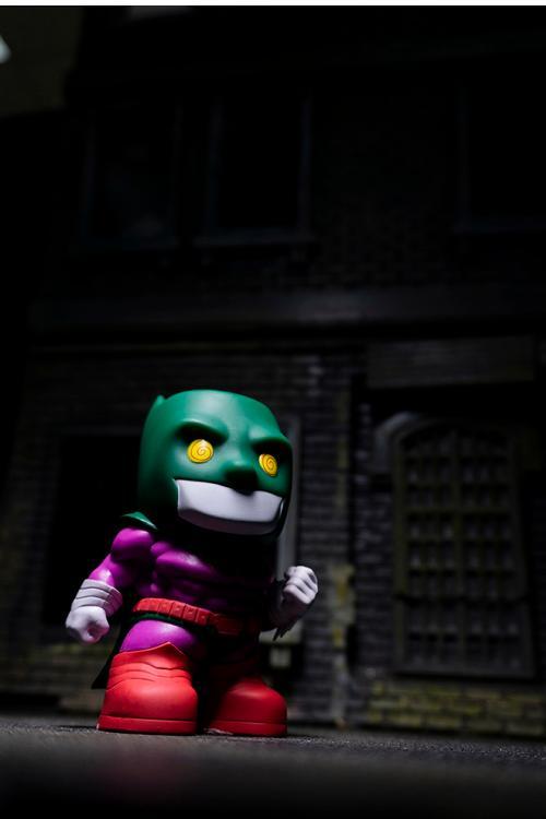 Ooshies DC 4 Inch Figures - Series 4 - Joker imposter batman