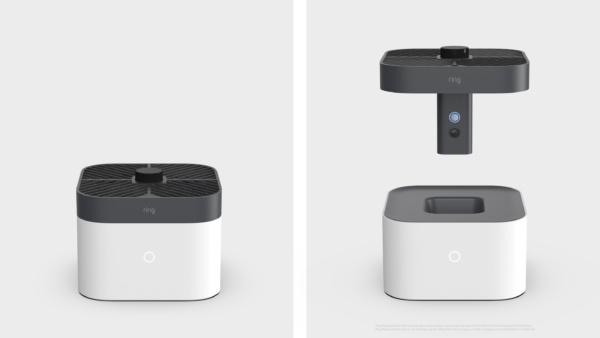 The new Ring Always Home Cam is an autonomously flying indoor camera