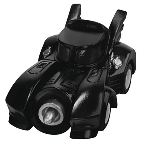 Batman Returns Batmobile - Batman Returns 1992 Batmobile Car 80th Anniversary Pull Back Vehicle