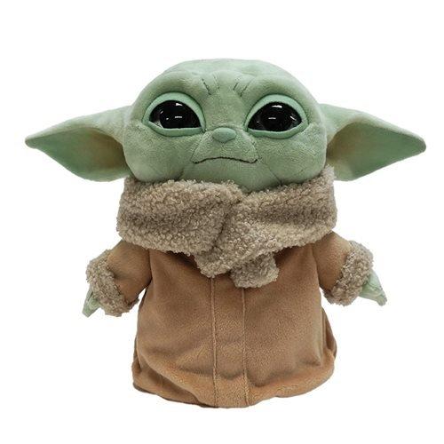 Star Wars: Mandalorian Baby Yoda 8-Inch Plush Figure