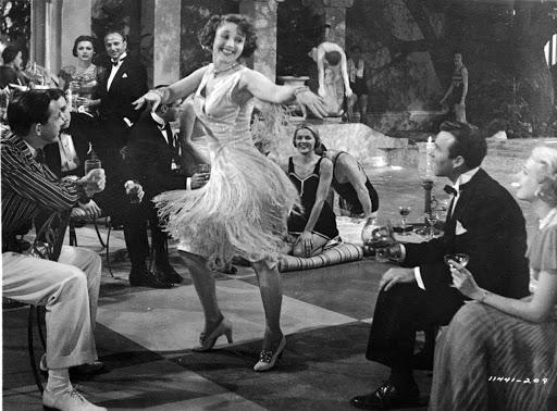 Roaring Twenties dancer