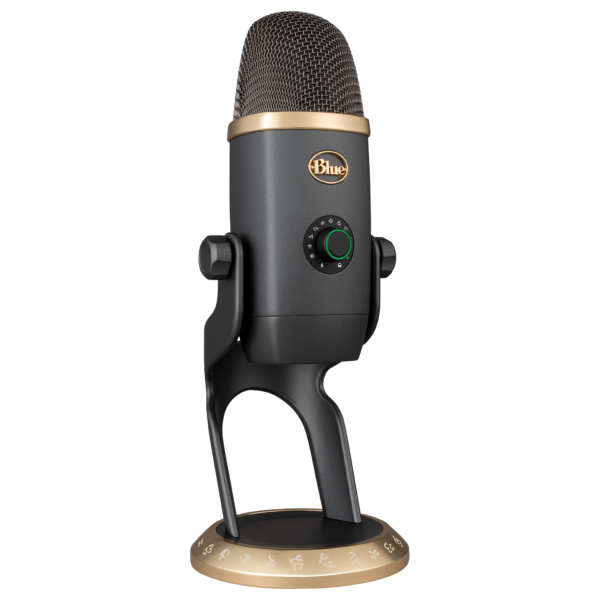 Blue Yeti X World of Warcraft Edition professional USB microphone