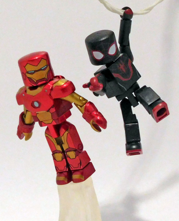 Spider-Man and Iron Man Walgreens