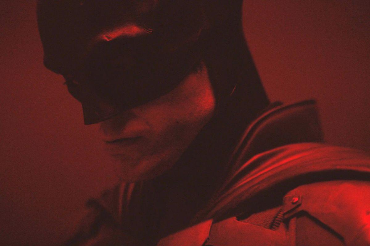 The Batman - Robert Patinson