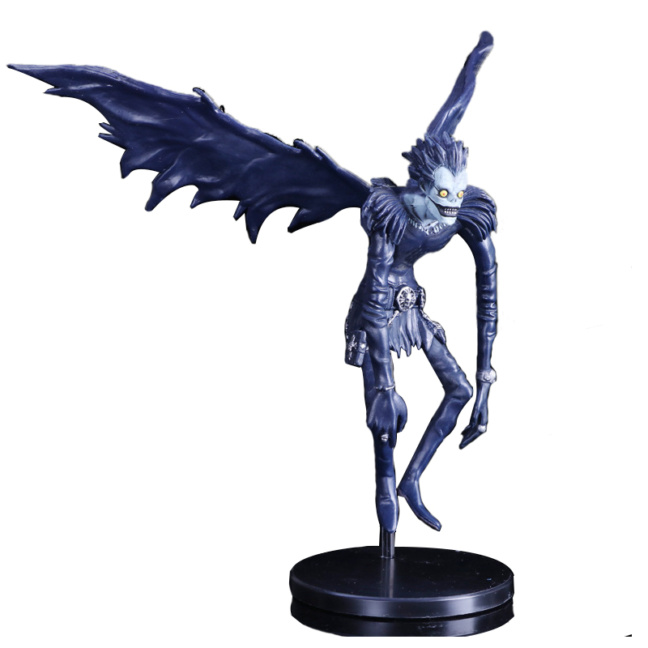 Death Note Ryuk figure - hard-to-find Death Note Ryuk fiend collectible vinyl figure