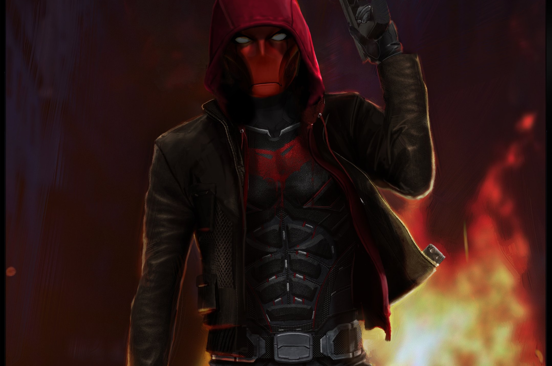 jason todd titans season 3 red hood
