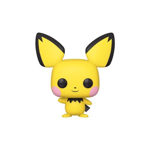 Pokemon Pichu Funko Pop - Pikachu sidekick Pichu Pop! Vinyl Figure #579